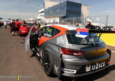 2018 FIA CEZ Hungaroring